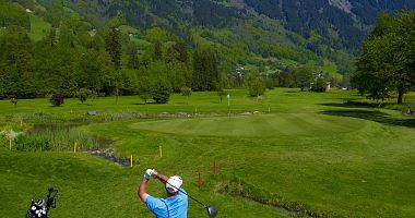 Alpenrose-Golf-Arrangement
